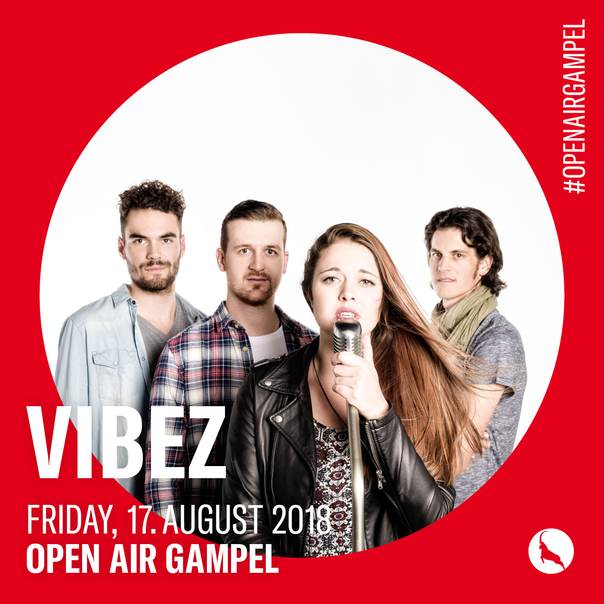 VIBEZ am Open Air Gampel